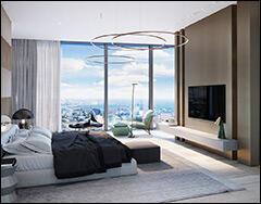 Башня Федерация. Живите выше всех в Европе! Премиум-апартаменты от 47 до 350 м²